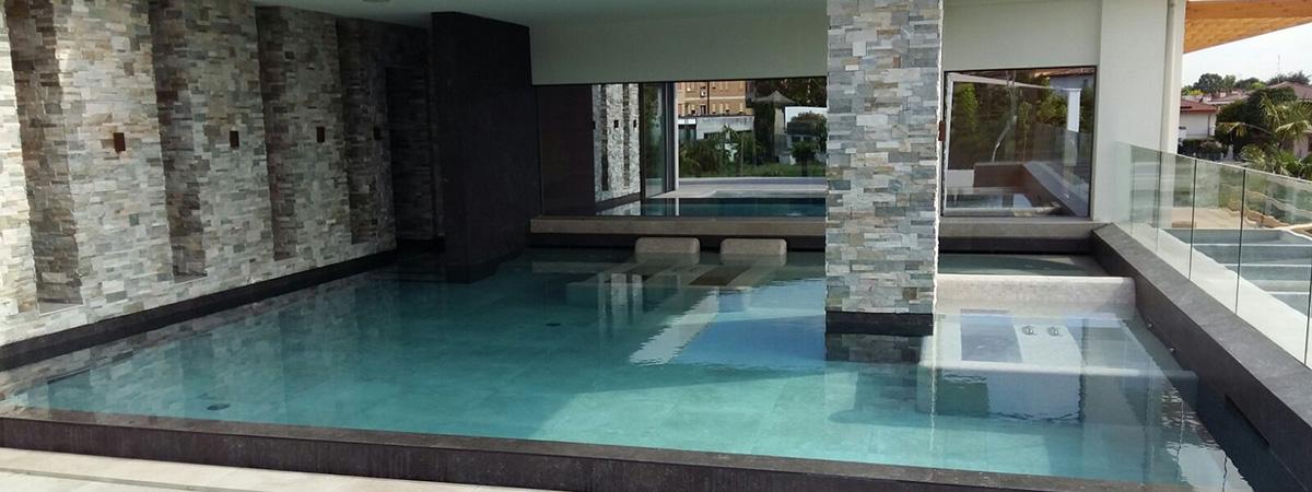 Impermeabilizzazione della piscina