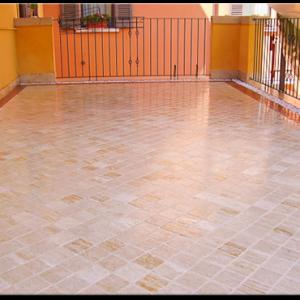 Pavimenti in resina Capriate